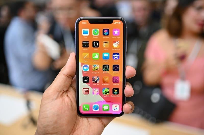 màn hình iphone 11 128gb