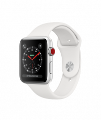 Apple Watch Series 3 GPS + CELLULAR 42mm Viền Nhôm 99% (Nguyên Bản)