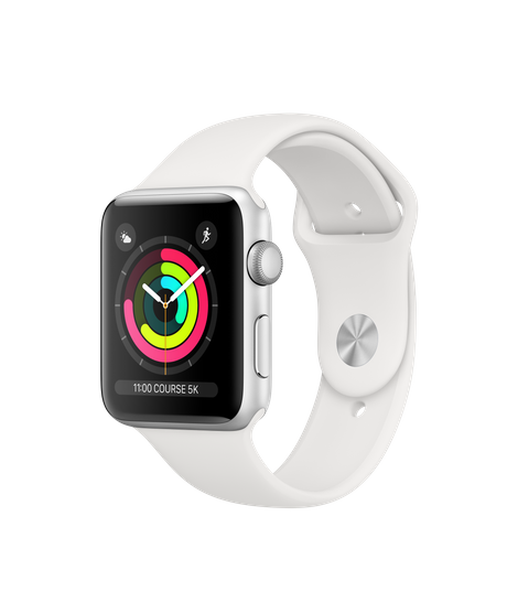 Apple Watch Series 3 GPS  42mm Viền Nhôm Chưa Active Mới 100%