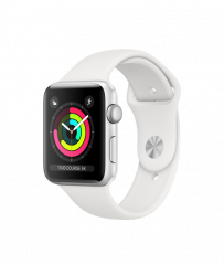 Apple Watch Series 3 GPS + CELLULAR 38mm Viền Nhôm Chưa Active