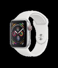 Apple Watch 4 44mm (GPS) Viền Nhôm Đen – Dây Cao Su (MU6D2) – Nhập Khẩu Chính Hãng Mới 100%