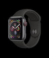 Apple Watch 4 40mm (GPS) Viền Nhôm Vàng – Dây Cao Su (MU682) – Nhập Khẩu Chính Hãng Mới 100%