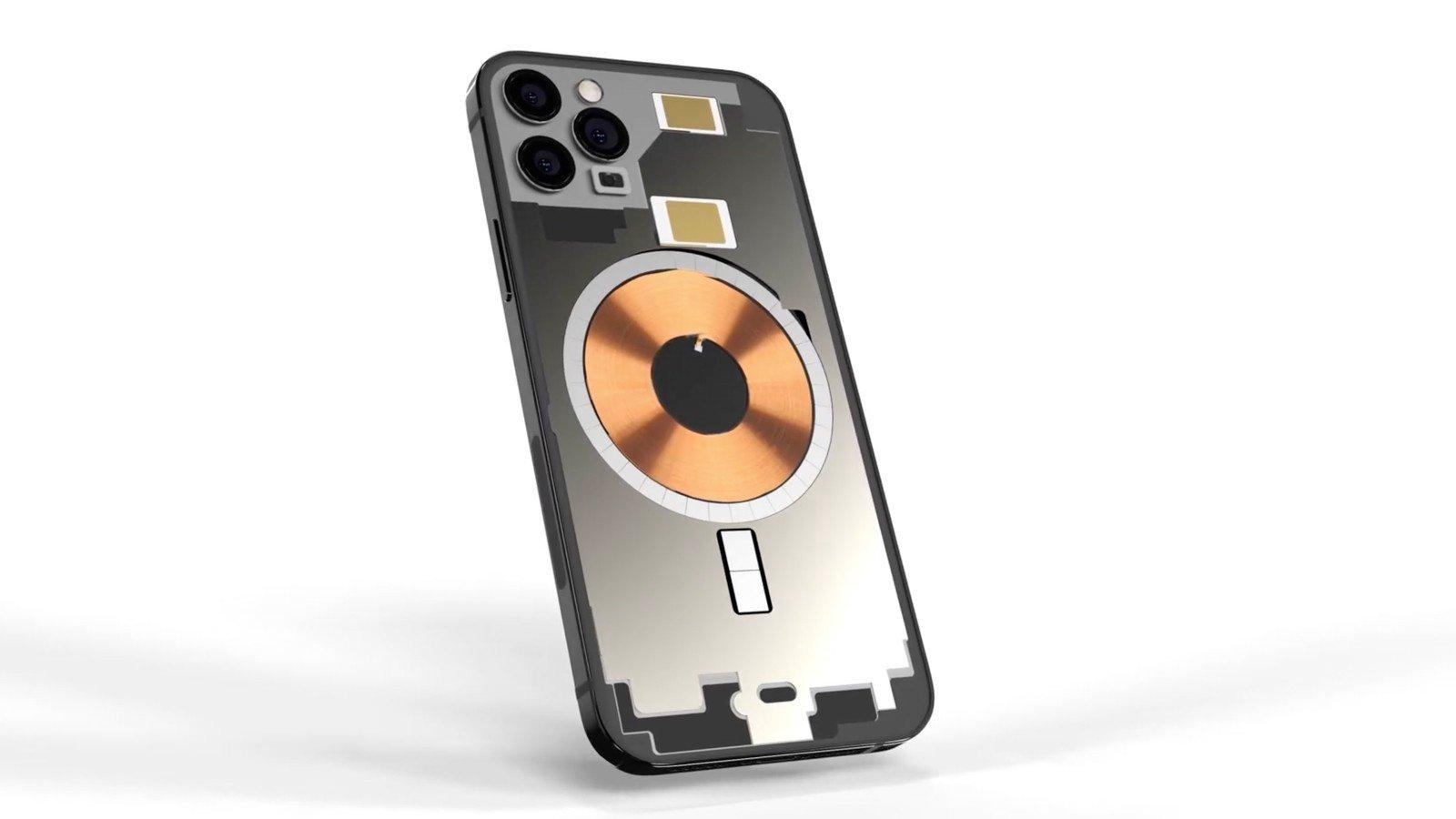 iPhone 13 được cho sẽ có cuộn sạc lớn hơn và có tính năng sạc ngược