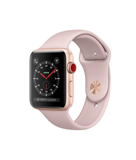 Apple Watch Series 3 GPS + CELLULAR 42mm Viền Nhôm Chưa Active