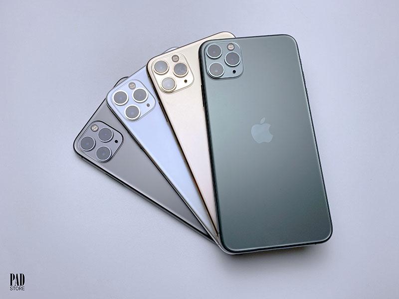 Bán iPhone 11 Pro Max 512GB Cũ