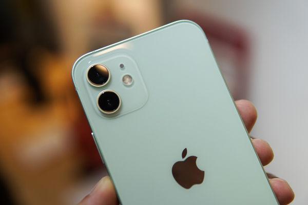 các màu của iphone 12
