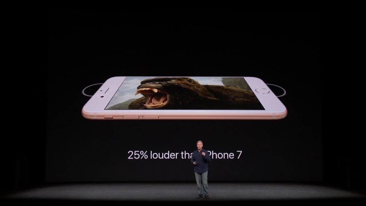 tính năng nổi bật iphone 8 plus