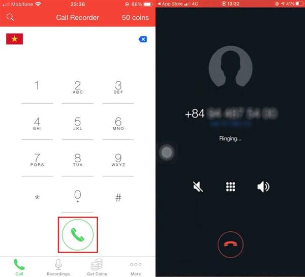 Hướng dẫn cài đặt ghi âm cuộc gọi trên iPhone không cần Jailbreak