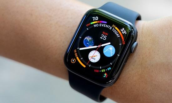 kiểm tra apple watch trước khi mua