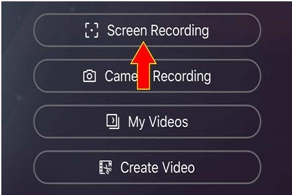 app quay video màn hình iphone
