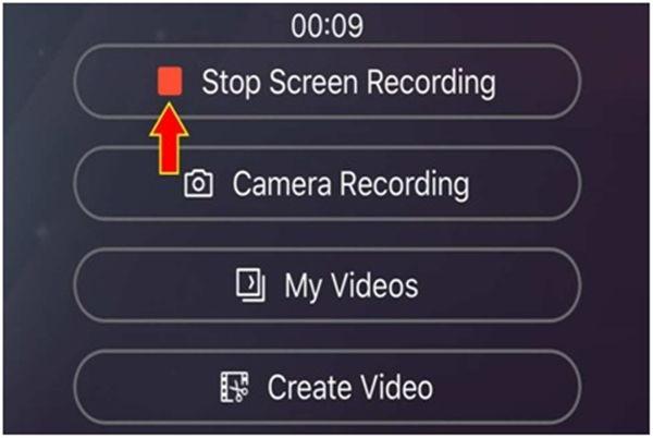 cách quay video màn hình trên iphone
