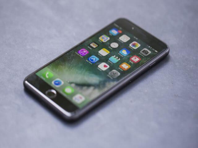 sử dụng iphone 7 plus