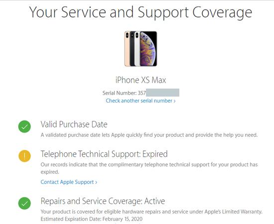 cách xem thông tin iphone chuẩn nhất