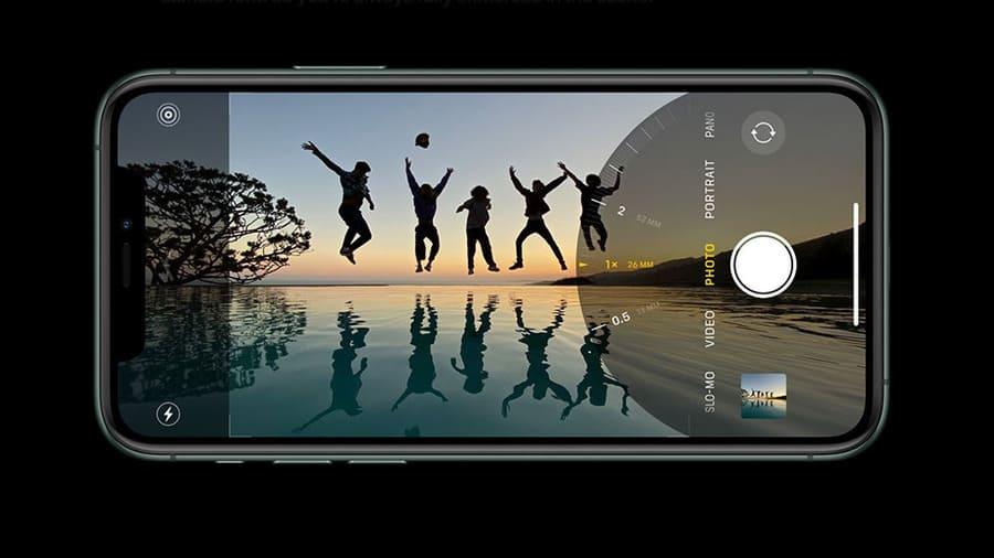 camera góc rộng iphone 11 pro