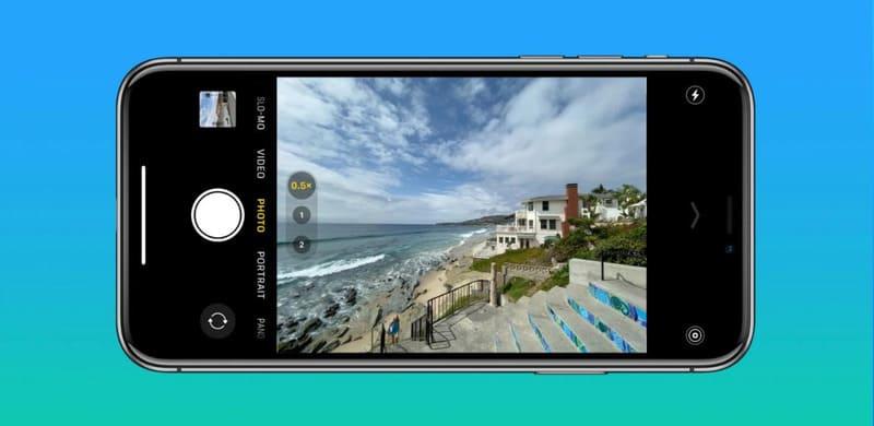 camera iphone 11 256gb