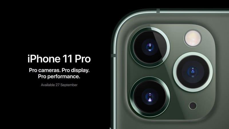 Camera vẫn luôn là thế mạnh của iPhone