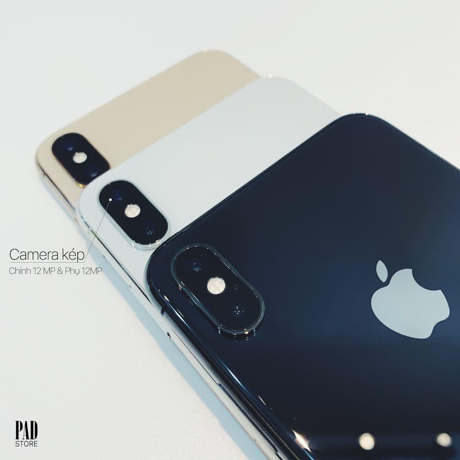 camera iphone xs lock