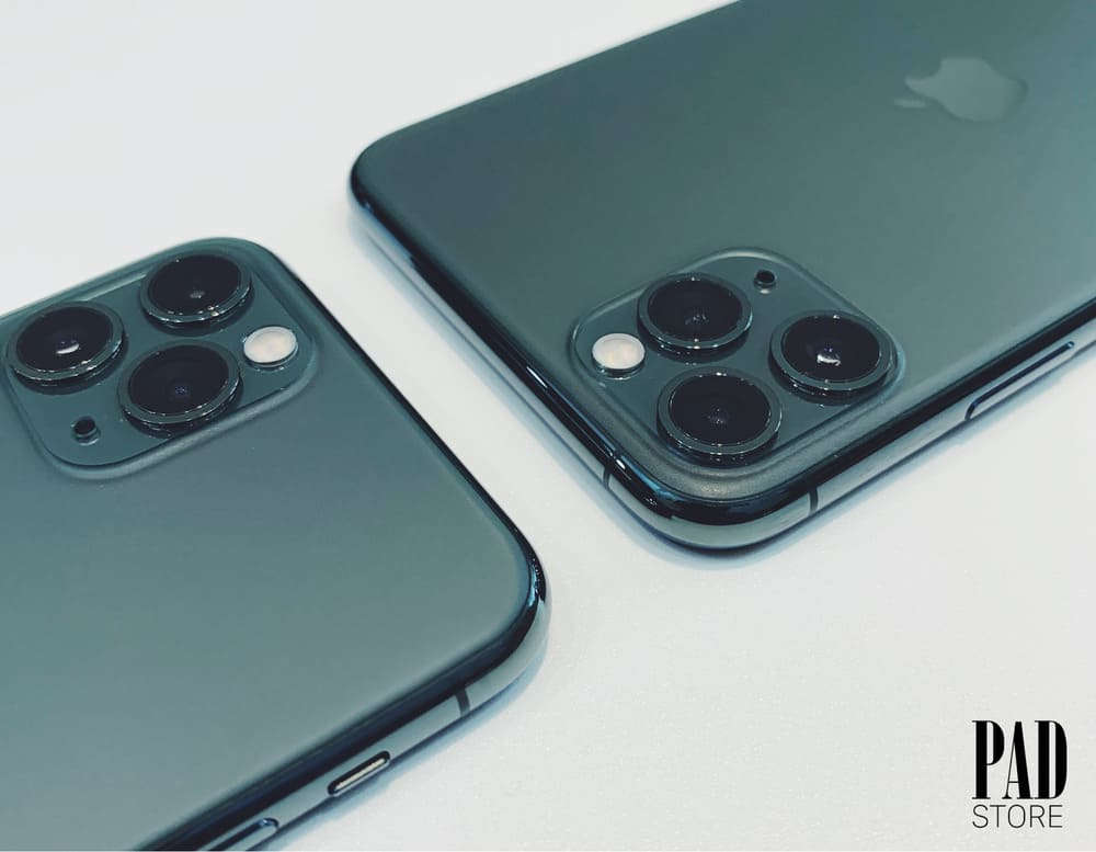 cấu hình camera iphone 11