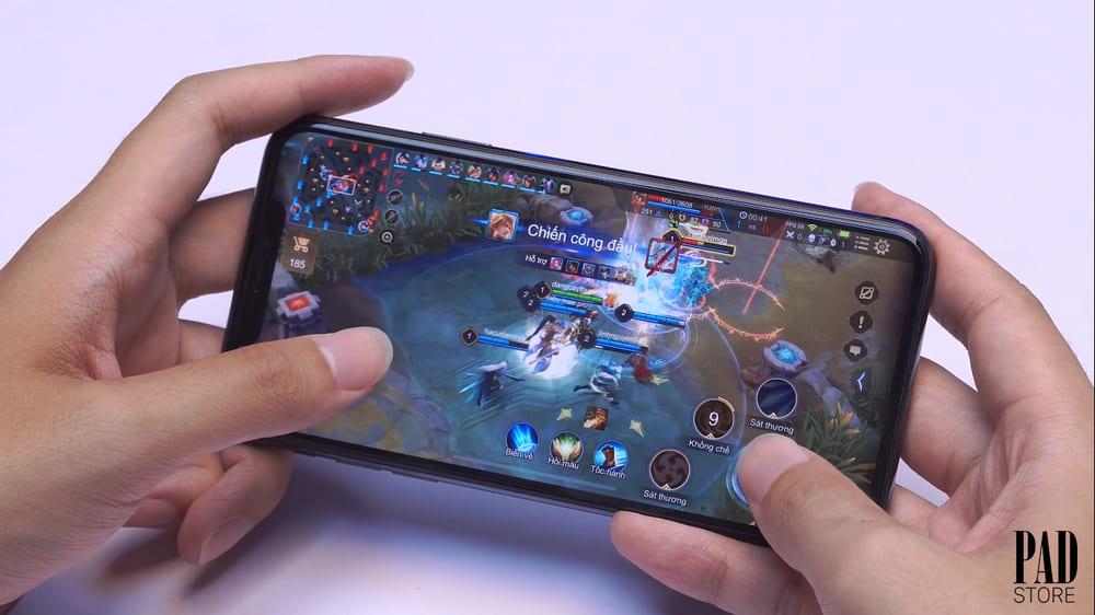 cấu hình iphone 11 pro max xanh ngọc