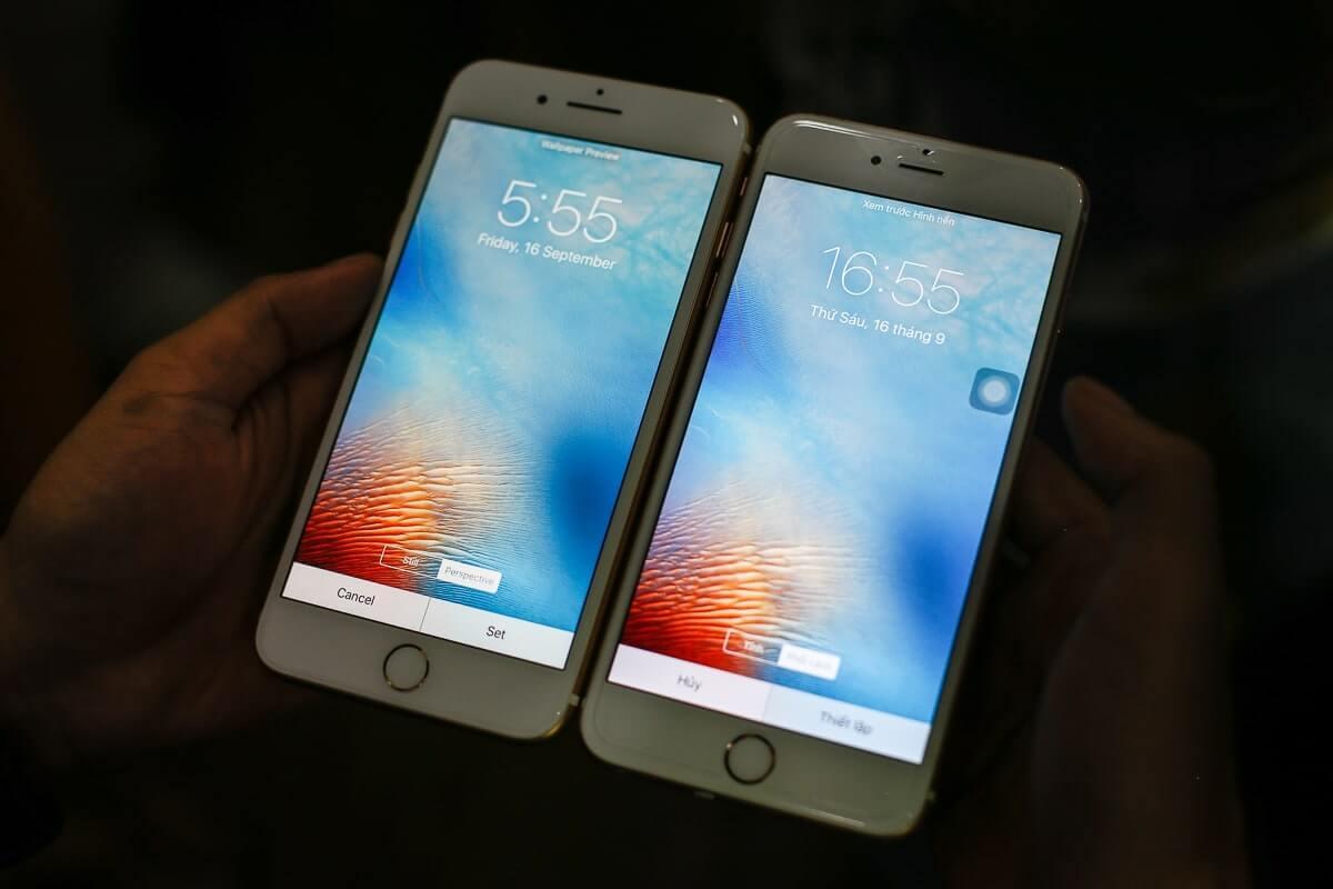 thông tin về iphone 7 plus