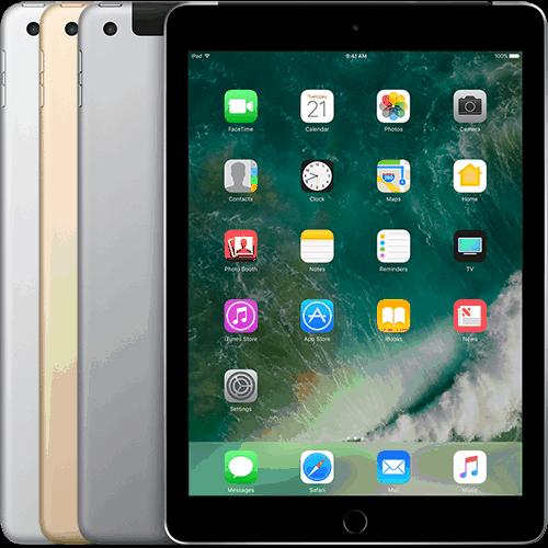 iPad Gen 2017 32G (Wifi+4G) 99%