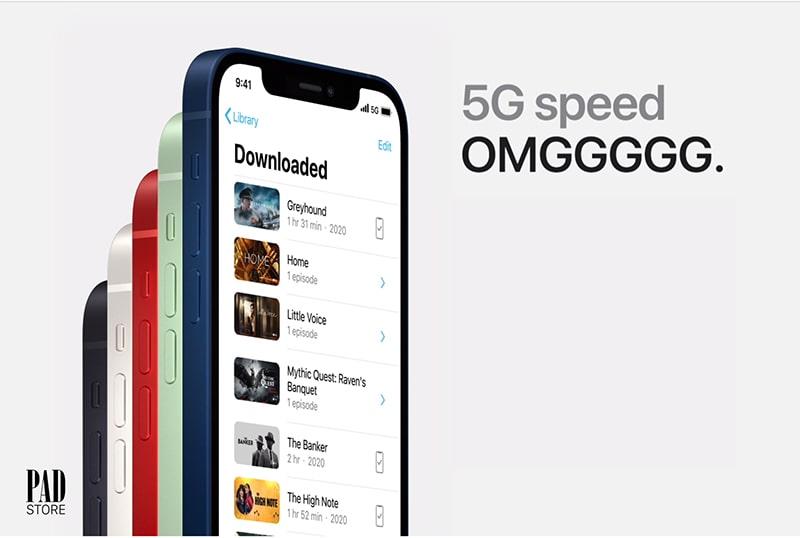 5G iPhone 12 mini 128GB