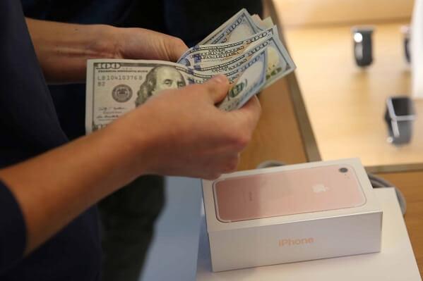 iphone xách tay và chính hãng