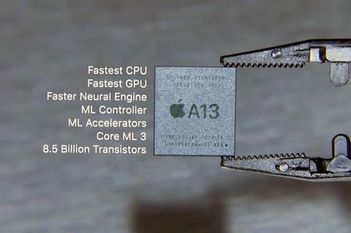 đánh giá hiệu năng iPhone 11