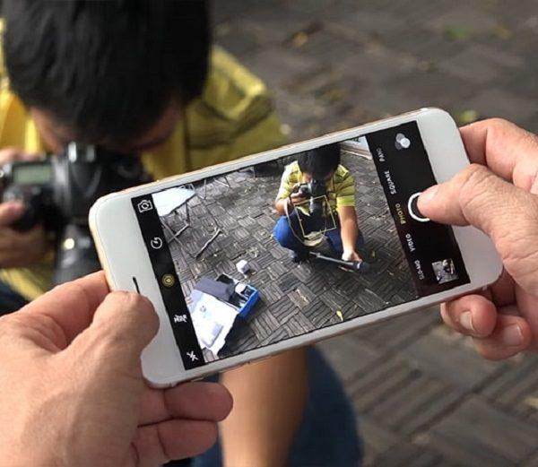 tính năng live photo của iphone 6s