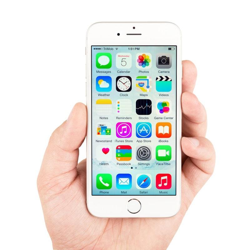 đánh giá iphone 6 64gb chính xác