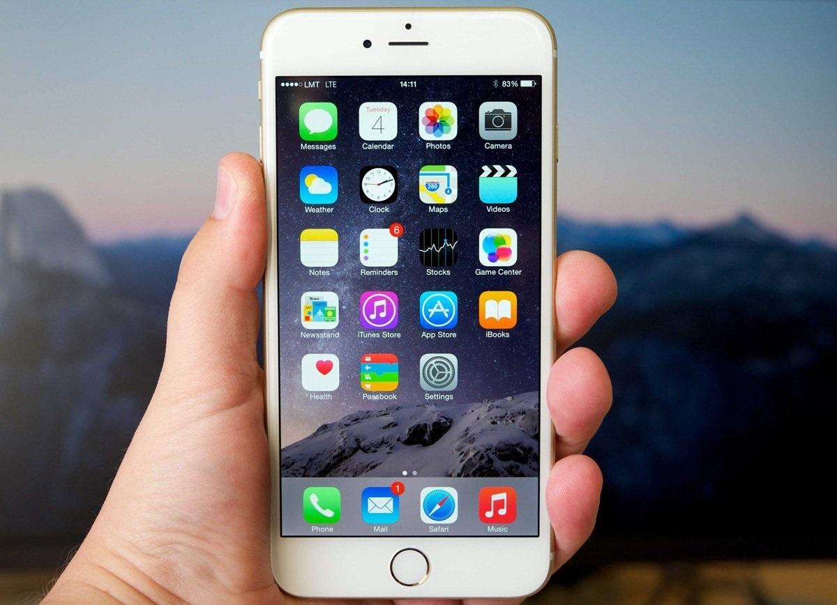 đánh giá iphone 6 ios 12 chính xác nhất
