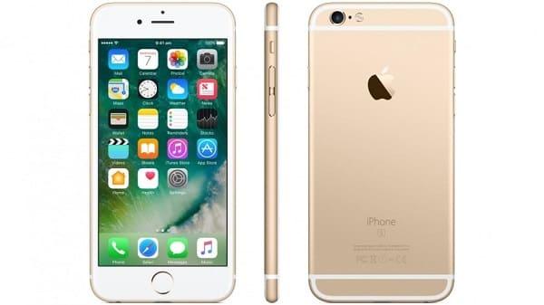 đánh giá iphone 6s