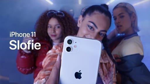 đánh giá slowfies trên iPhone 11