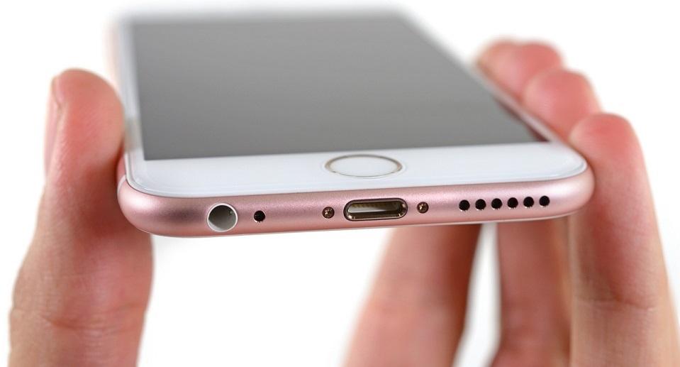 đập hộp điện thoại ip 6 mới