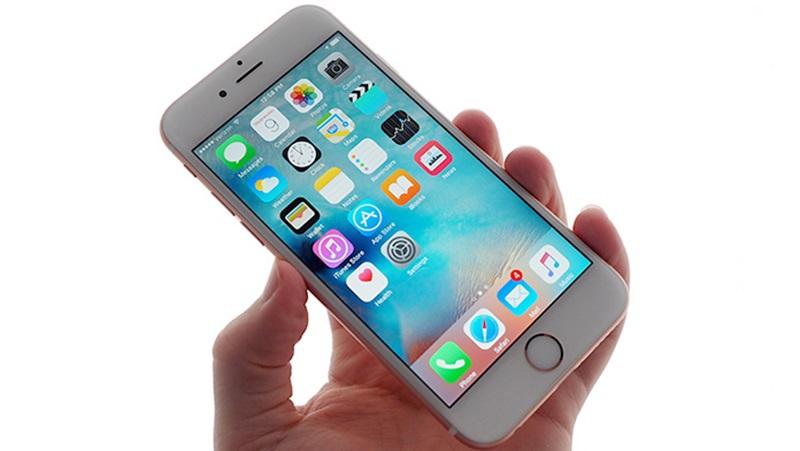 đập hộp điện thoại iphone 6 chuẩn