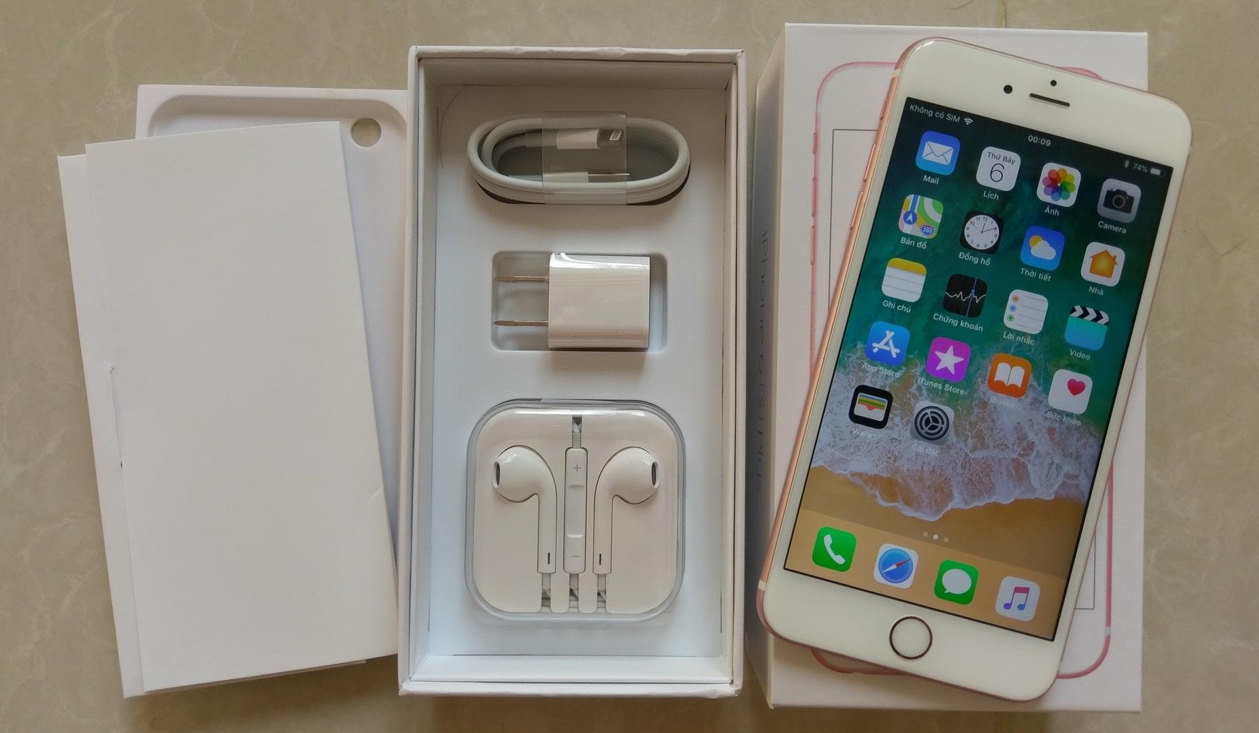 unboxing iphone 6 plus