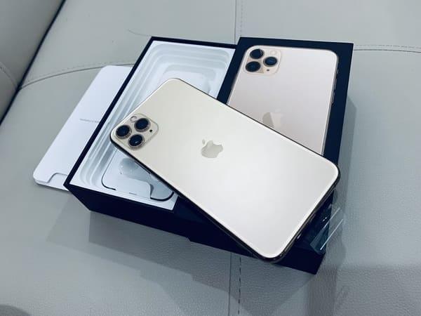Đập hộp iPhone 11 Pro
