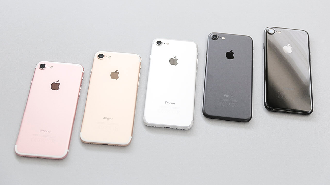 mở hộp iphone 7
