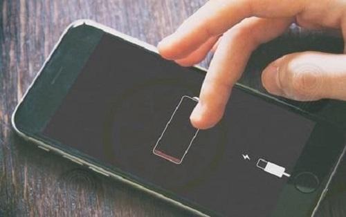 sạc đầy pin iphone 6s