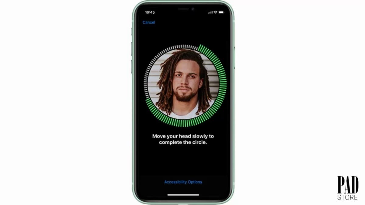 face id iphone 11