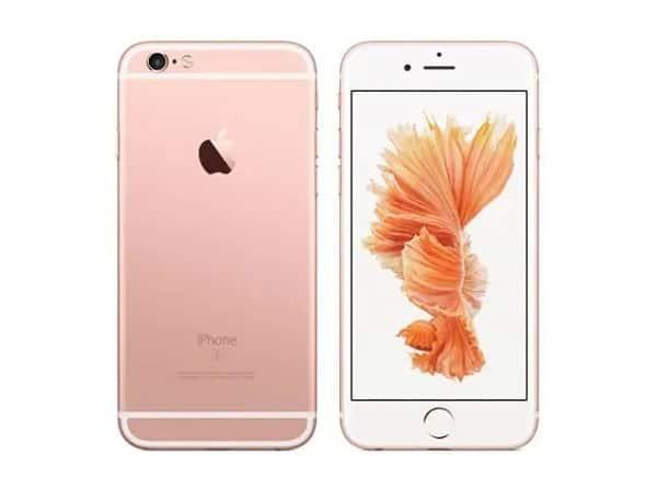 giá iphone 6s tại Mỹ hiện nay