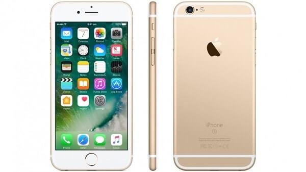 check giá iphone 6s tại Mỹ hiện nay
