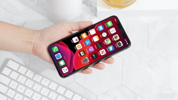 Màn hình OLED 6.5 inch của iPhone 11 Pro Max 512gb