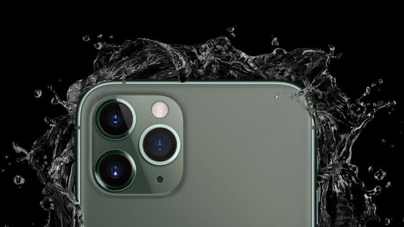 iPhone 11 Pro Max 256GB có khả năng chống nước cực tốt
