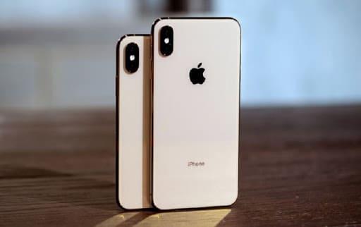 hệ điều hành ios iphone x và xs max