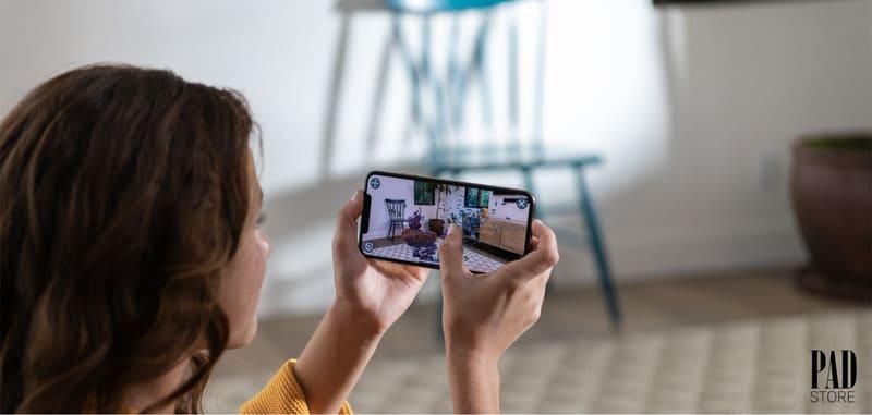 hiệu điều hành ios iphone x và xs max