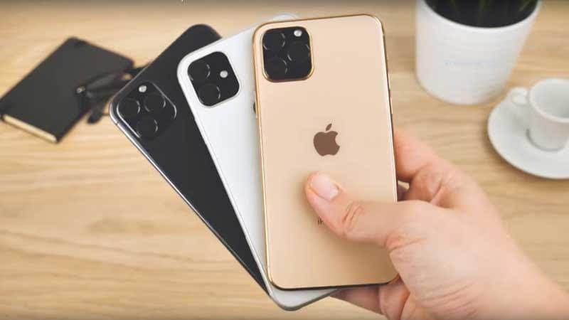 hiệu năng của iPhone 11