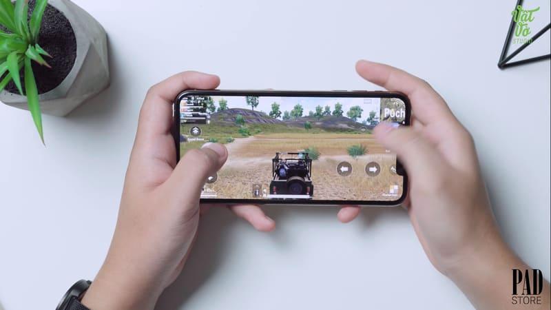 hiệu năng iphone xs max