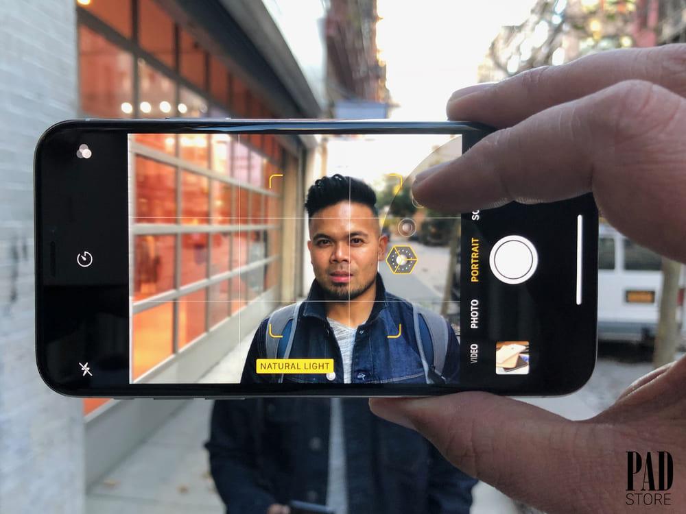 hướng dẫn chụp ảnh chân dung bằng iphone x