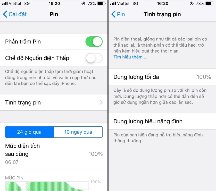 increase speed for iphone chuẩn